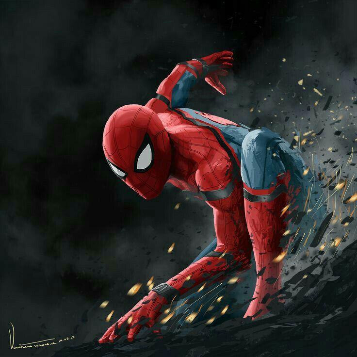 Spider Man!