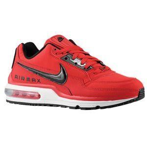 Nike Air Max LTD - Men's - University Red/White/Black