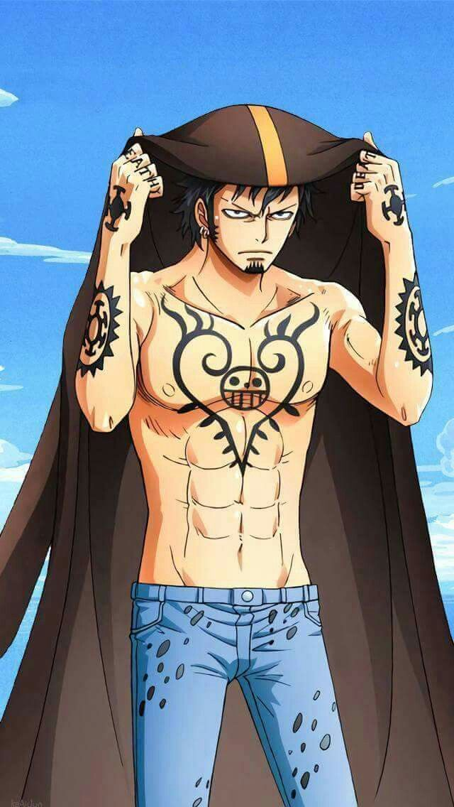 Trafalgar D. Water Law | One Piece Wiki | FANDOM powered by Wikia
