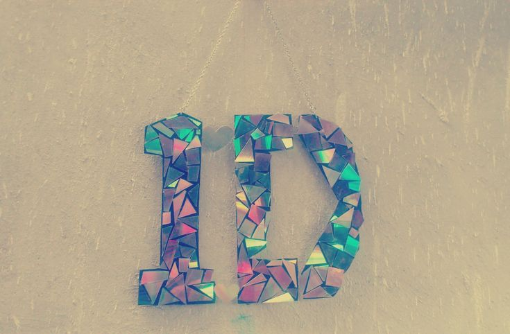 DIY - Colgante de CDs - Manualidades de One Direction