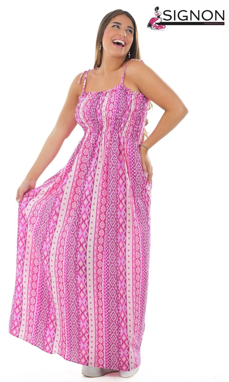 vestidos de fibrana talles grandes - Buscar con Google