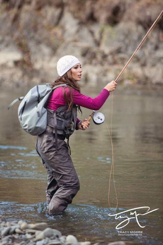 206 best Fly Fishing Gals images on Pinterest | Fishing ...