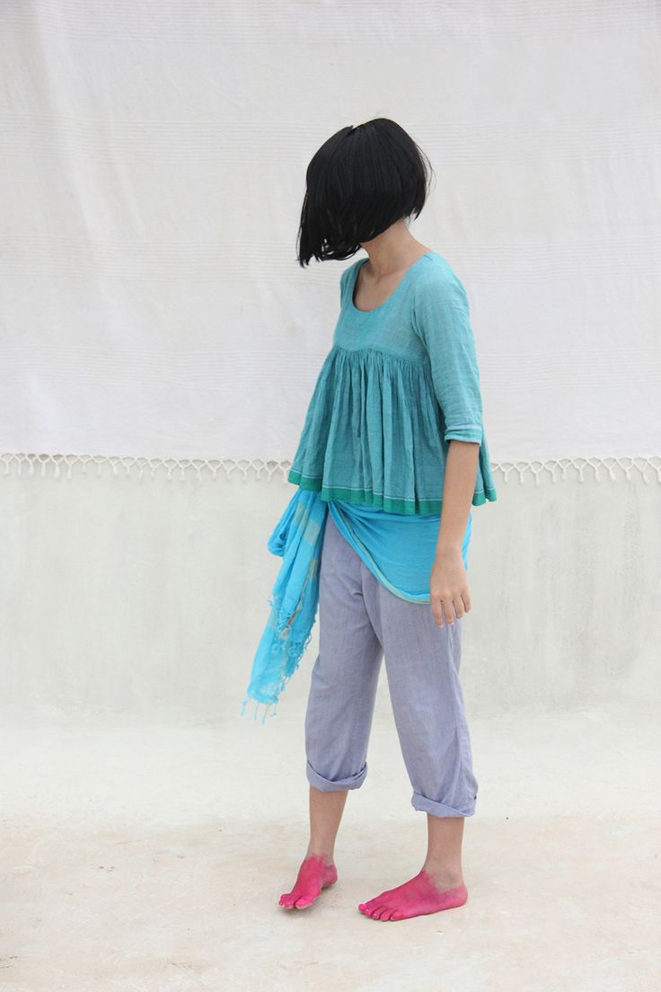 Weeping Willow Blouse |Sold Out|, Runaway Bicycle