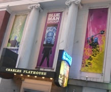 Charles Playhouse Box Office | Boston | Buy Tickets | Official Site of Blue Man Group