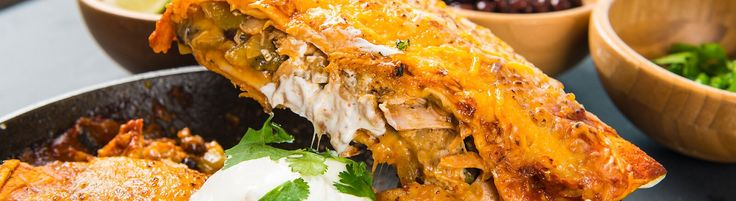 Roasted Chicken Enchiladas are made by shredding juicy chicken and rolling it with tender chilies, black beans, and cheese, then cooking on your Traeger. Ingredients 1(about 4 lbs) Whole Chicken 3 tbsp olive oil 1 small white onion, peeled and diced 1 (4-ounce) can diced green chiles 1 (15.5 ounce) can black beans or lentils, […]