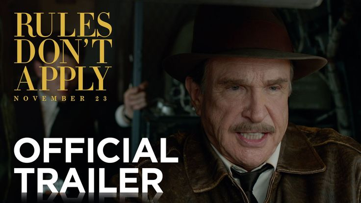 Rules Don T Apply Official Trailer Hd 20th Century Fox How To Apply Warren Beatty Official Trailer