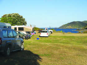 Spirits Bay Camping Ground - Te Paki Recreation Reserve, Cape Reinga