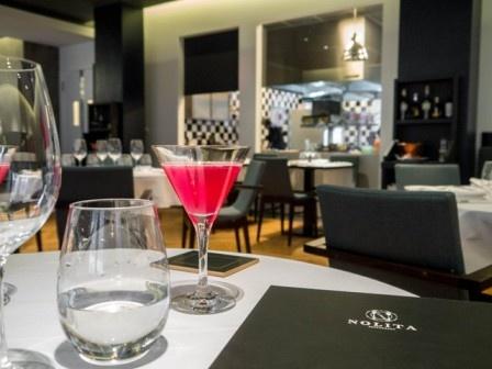 Nolita Restaurant in Warsaw