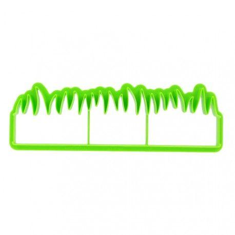 Découpoir bordure herbe Technicake