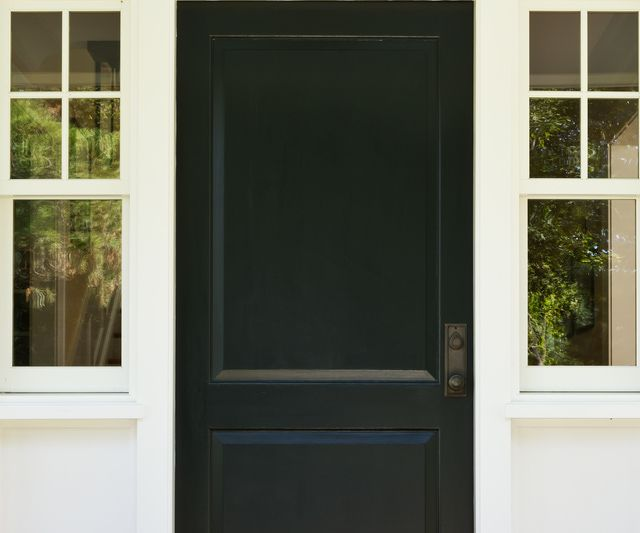 Find Feng Shui Colours for Your North Front Door