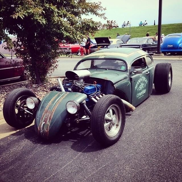 Absolutely PERFECT!!! The rims, the tires, the paint, perfect execution.