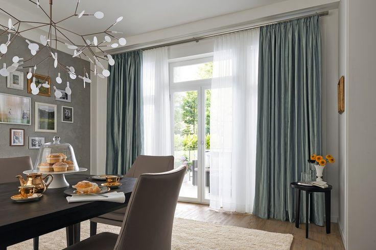 13 best hochwertige vorh nge und gardinen images on pinterest sheer curtains berlin and. Black Bedroom Furniture Sets. Home Design Ideas