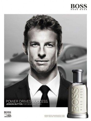 * 20 * mar * 2012 * * * Jenson Button nuovo volto di Boss Bottled Sport, la nuova fragranza di Hugo Boss