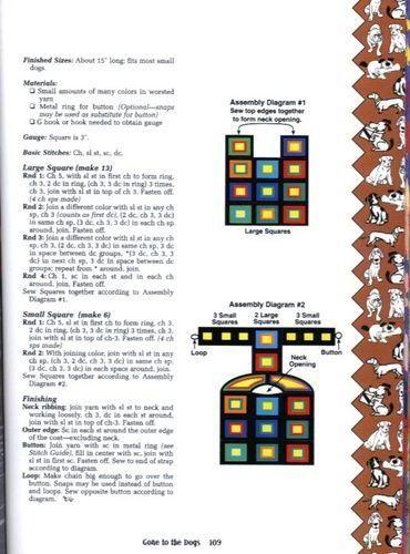 crochet , patrones: mascotas