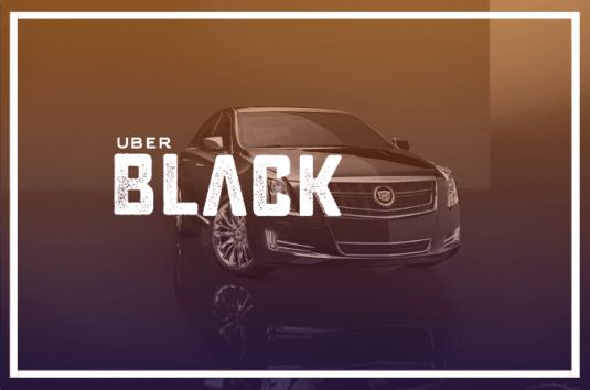 Uber Black Cars List