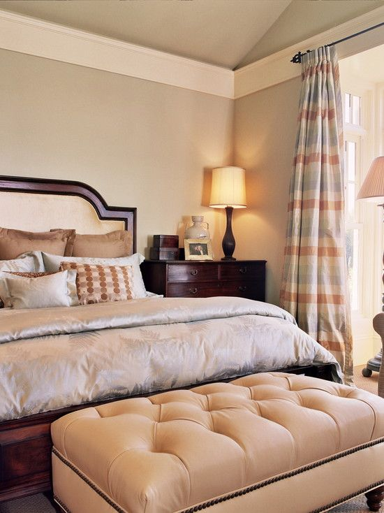 Pin by hillary dibiasio on how to have a home sweet home for Crown molding bedroom ideas