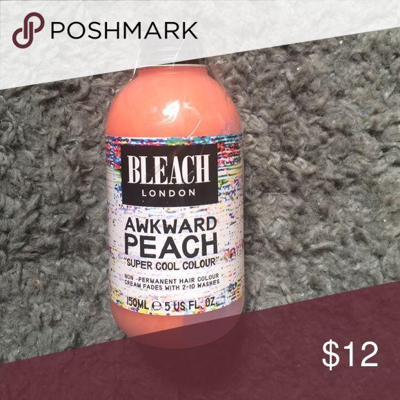 Bleach London awkward peach non permanent hair dye Bleach London awkward peach non permanent hair dye MAC Cosmetics Makeup