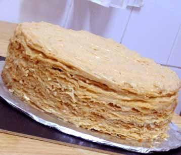 Рецепты пироных и тортов