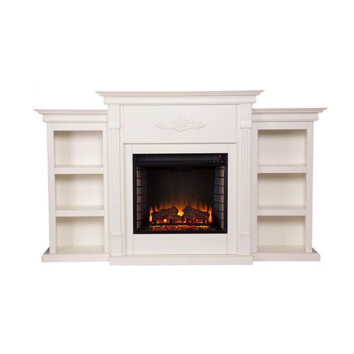 You'll love the Aghaleck Electric Fireplace at Wayfair - Great Deals on all Furniture products with Free Shipping on most stuff, even the big stuff.