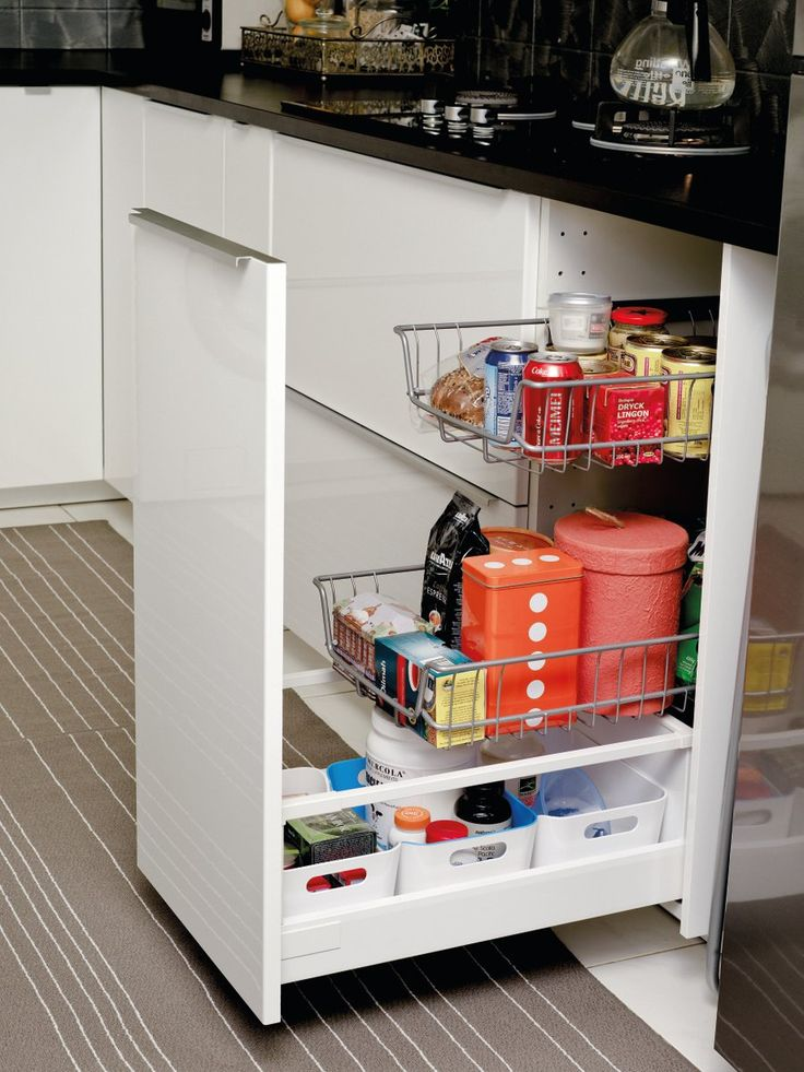 How to use IKEA Kitchen Accessories for a clutter-free ...