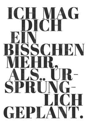 Originaldruck - Kunstdruck Poster / Geplant - ein Designerstück von typealive bei DaWanda