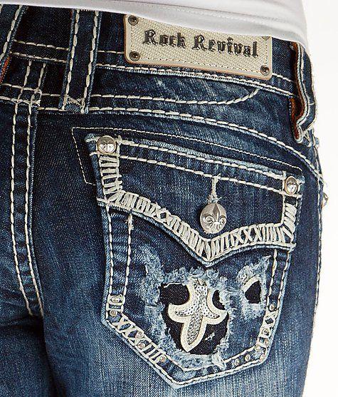 421 Best Buckle ️ Images On Pinterest Rock Revival Jeans
