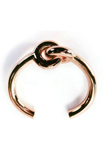 love knot bracelet :)