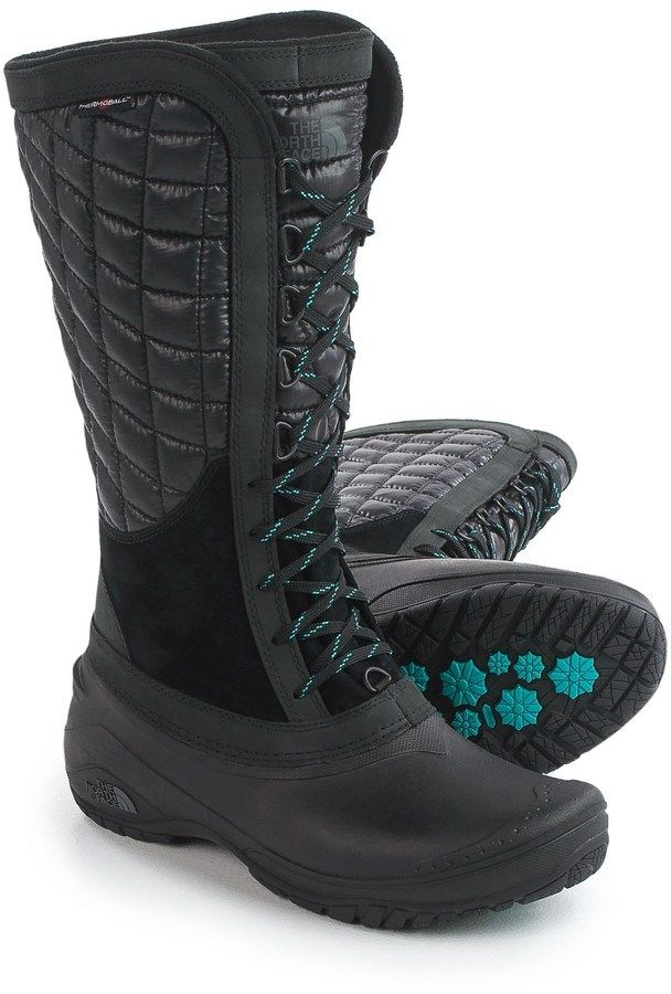 The North Face ThermoBall® Utility Pac Boots - Waterproof, Insulated (For Women)