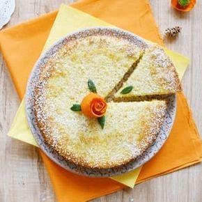 Gâteau citron et amande sans gluten