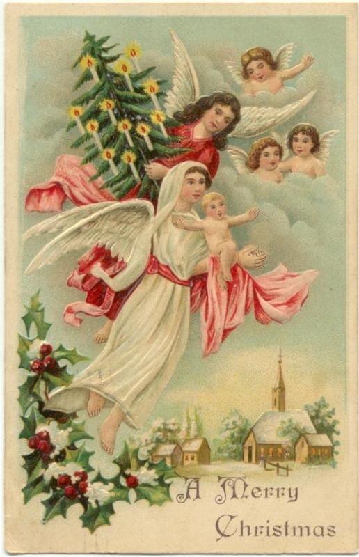 victorian angel desktop wallpaper - photo #13