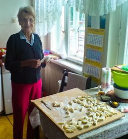 Polish food and recipes: Kopytka (little hoof dumplings) recipe