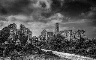 old Cornish mine | by shaun l