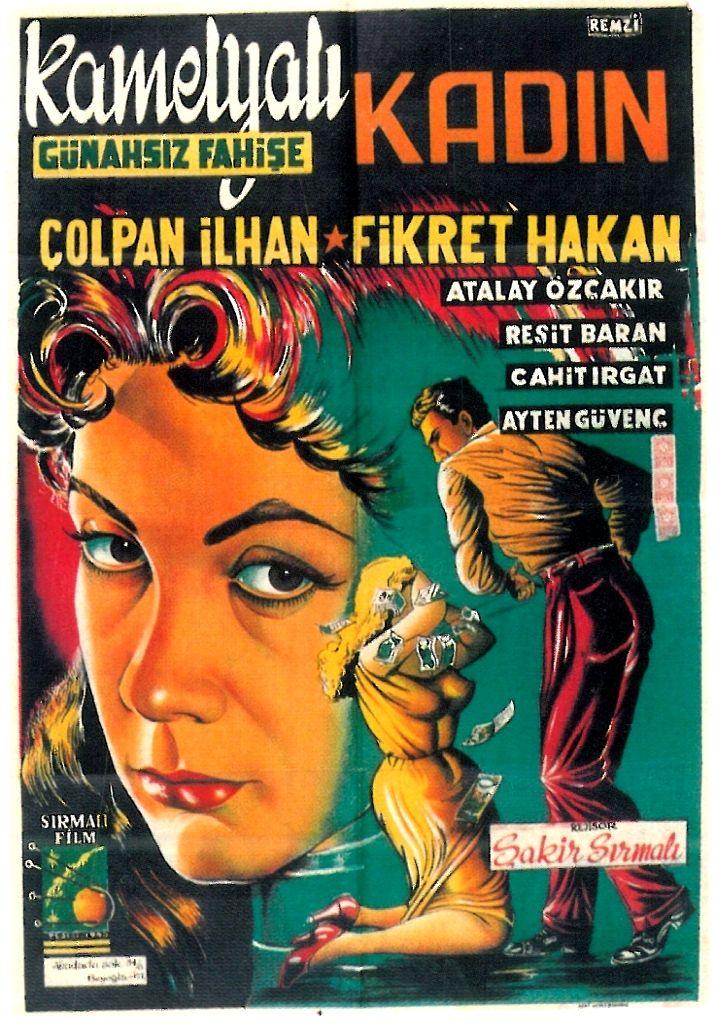 1957 Kamelyalı Kadın - Günahsız Fahişe