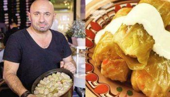 Reteta de sarmale a lui Chef Catalin Scarlatescu