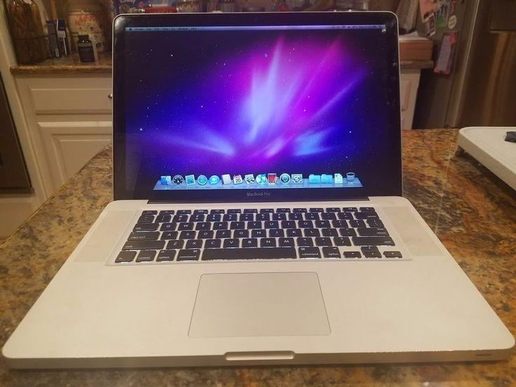 Macbook Pro 15-inch mid 2009 - 2.53 GHz Intel Core 2 Duo/ 8 GB/ 250 GB
