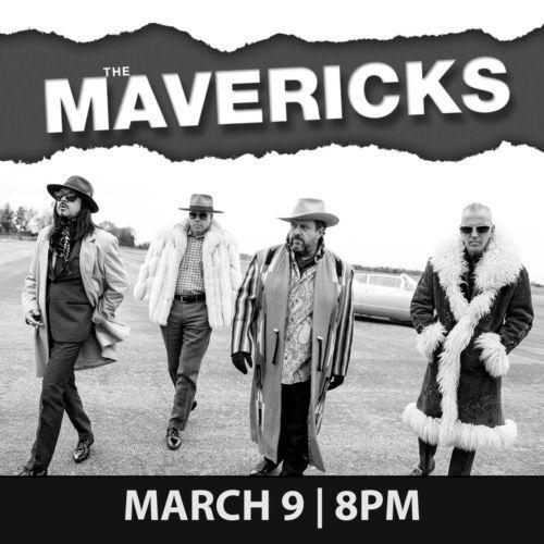 Tickets The Mavericks 21 Event