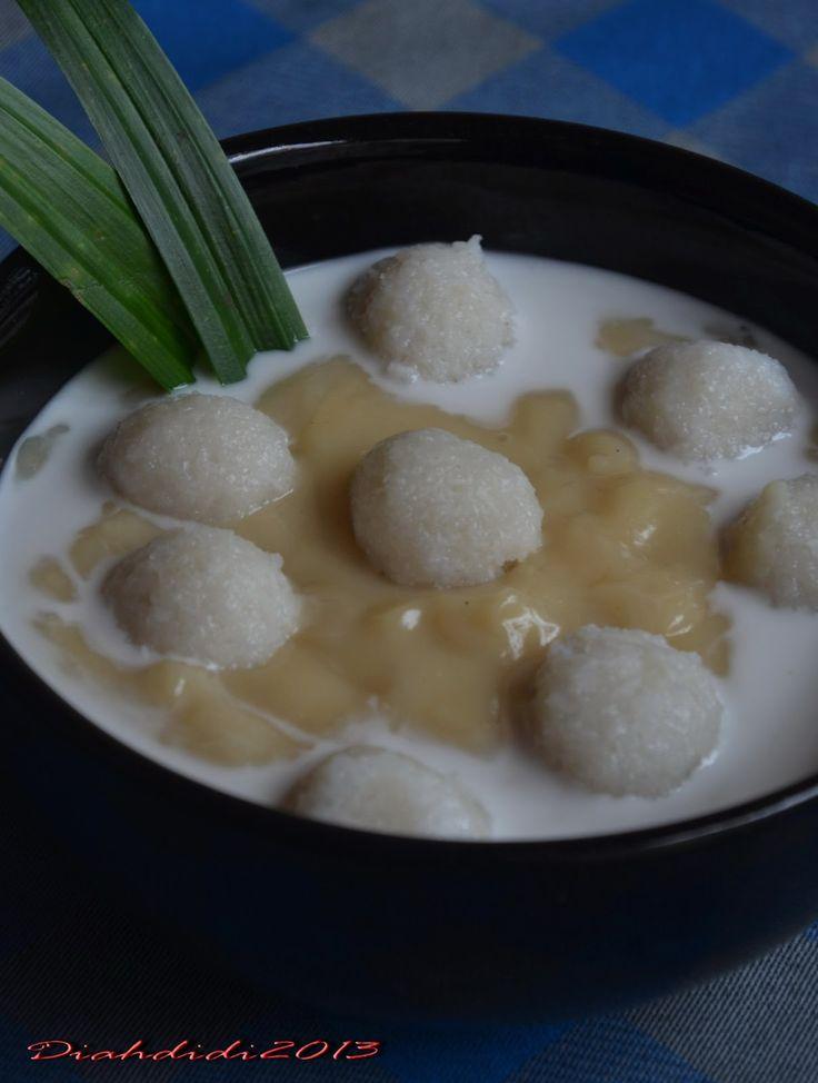 Diah Didi's Kitchen: Jenang Gempol