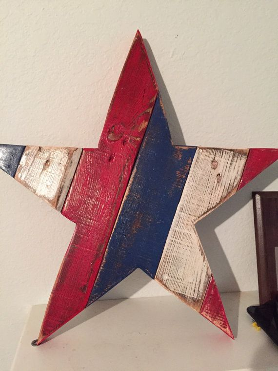 Wooden pallet STAR by DoodlesbyDiana on Etsy
