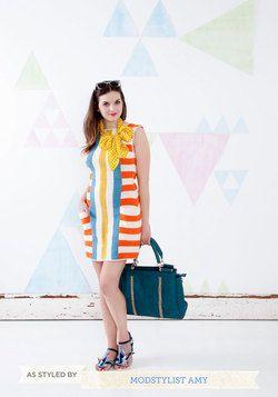 Lauren Moffatt That's My Barbecue Dress, #ModCloth