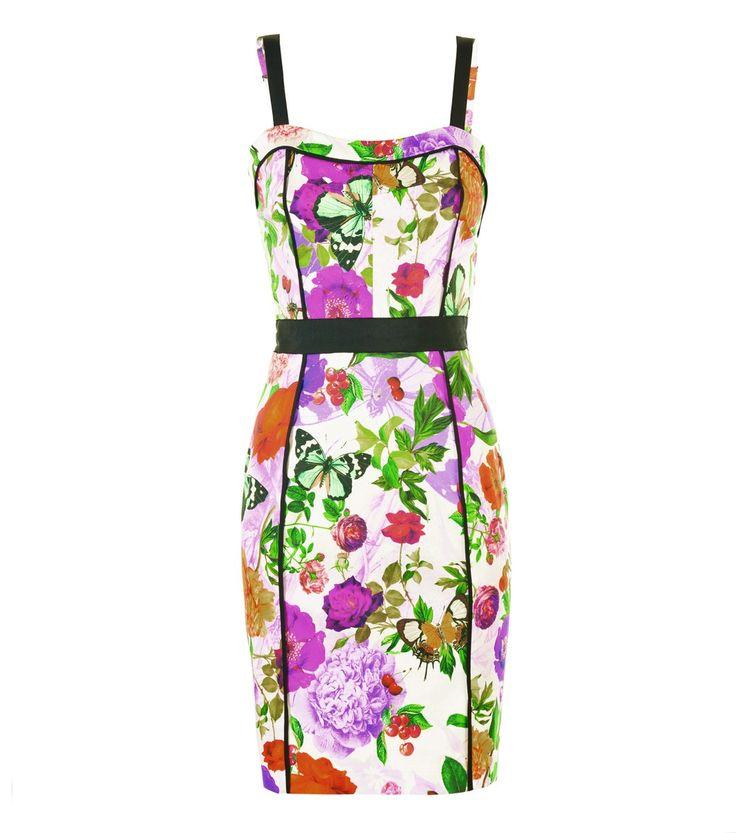 Alannah Hill - Floral Rhapsody Dress http://shop.alannahhill.com.au/new-arrivals/botanica-bombshell/floral-rhapsody-dress.html