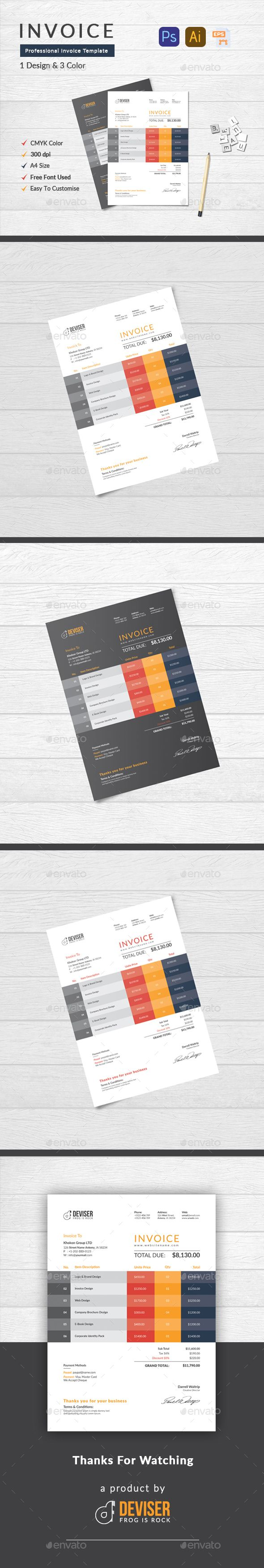 best ideas about invoice template invoice design corporate invoice template business company stationery print