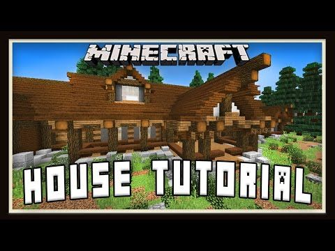YouTube | minecraft architecture | House roof design, Roof