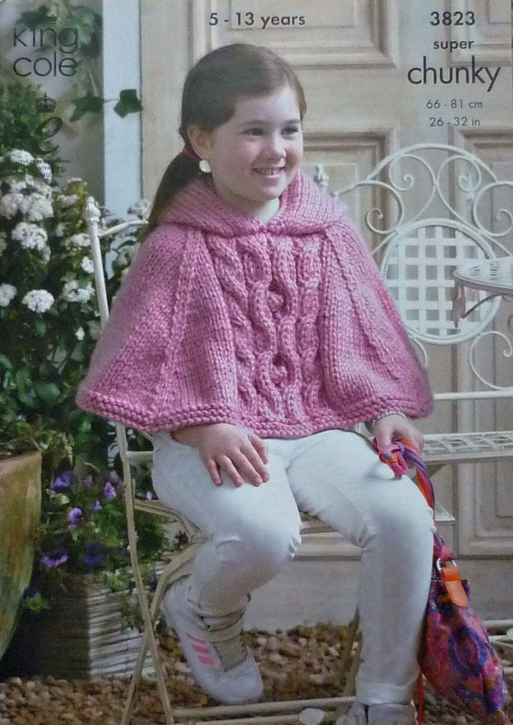 25 best images about BABY CAPES on Pinterest Poncho patterns, Free pattern ...