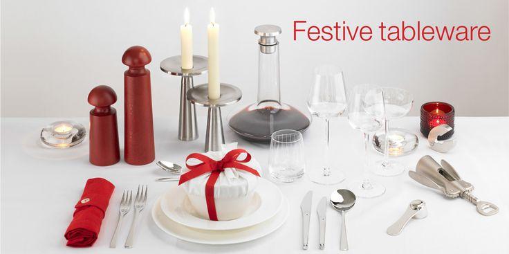 David Mellor - Festive Tableware