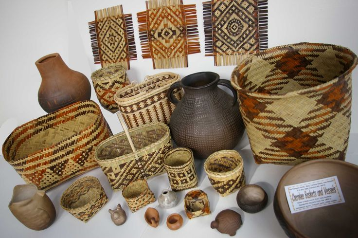 Cherokee basketry - Death at a Booger Dance: Eighth Mask: Murder on the Cherokee Reservation http://www.librarytalespublishing.com/