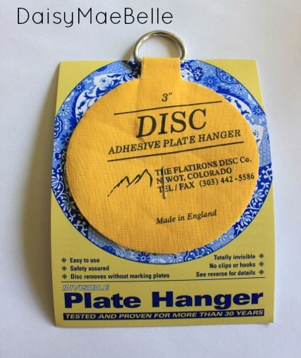 How to Hang a Silver Platter Wall
