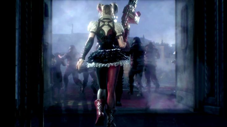 "Batman: Arkham Knight Trailer – ""Gotham is Mine"""