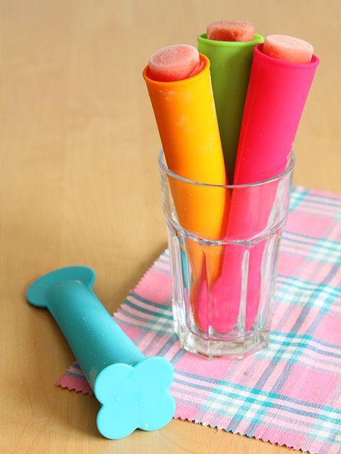 Glace à l'eau, pastèque