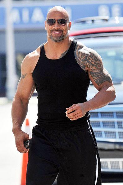 Dwayne Johnson Tattoos....just love the s.