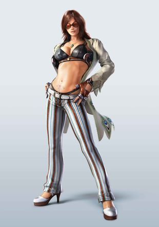 Katarina Alves | Tekken Wiki | Fandom powered by Wikia